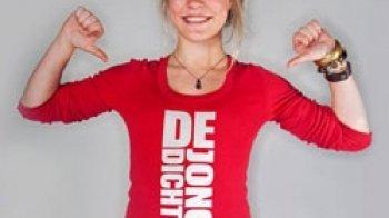 STEM NU op de Jonge Dichters des Vaderlands